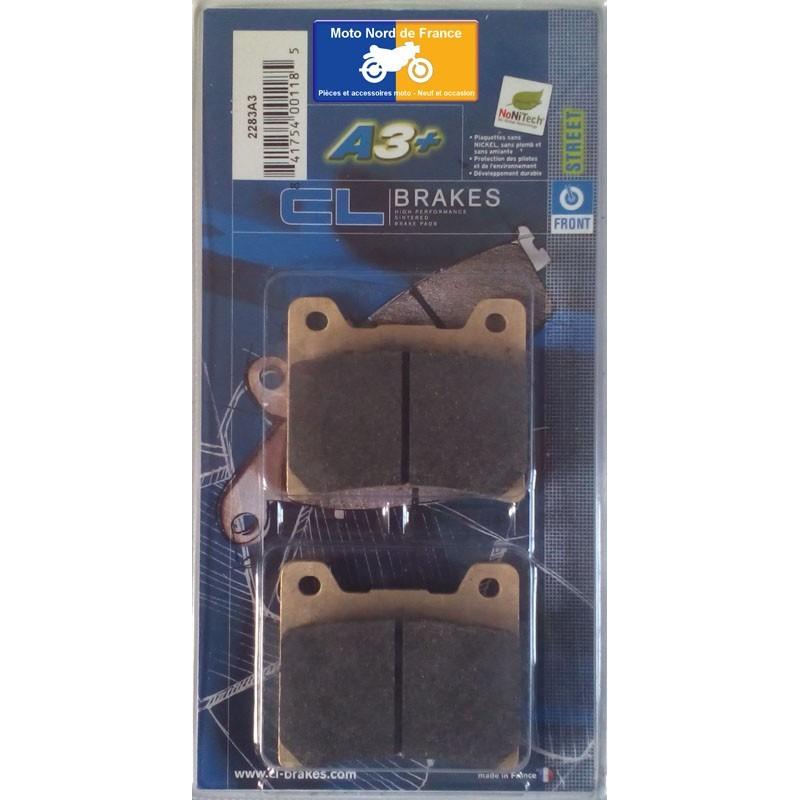 Set of pads type 2283 A3+