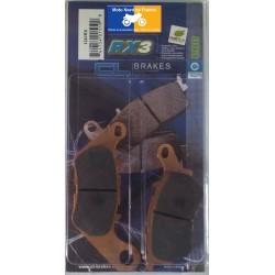 Set of pads type 1241 RX3