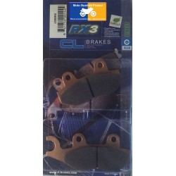 Set of pads type 2288 RX3