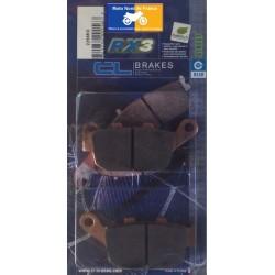 Set of pads type 2298 RX3