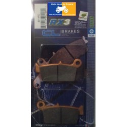Set of pads type 2314 RX3