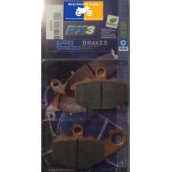 Set of pads type 2381 RX3