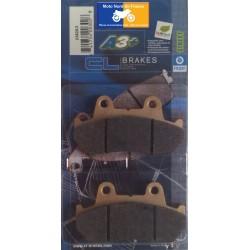 Set of pads type 2382 A3+