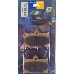 Set of pads type 2398 A3+
