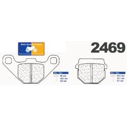 Set of pads type 2469 S4