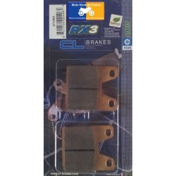 Set of pads type 2713 RX3