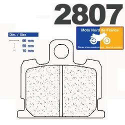 Jeu de plaquettes type 2807 A3+