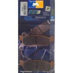 Set of pads type 2828 RX3
