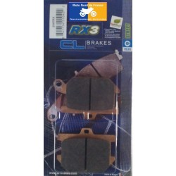 Set of pads type 2847 RX3