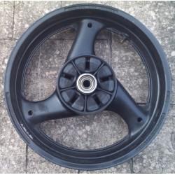 Rear wheel Suzuki GSF 600 Bandit 1995-1999 ref 64111-21E01