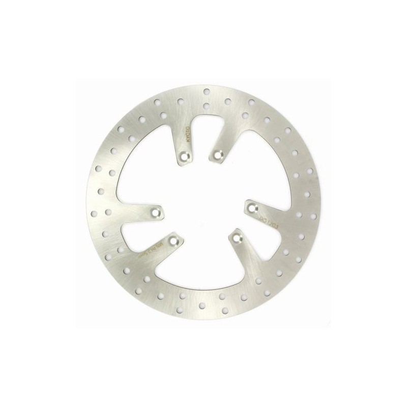 Front round brake disc for Yamaha 350 XT 1985-1995