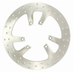 Front round brake disc for Yamaha 125 / 250 YZ 1990-1991