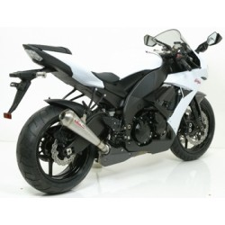 Silencieux Giannelli GX One pour Kawasaki ZX-10R Ninja 2008-2010