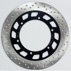Front round brake disc for Yamaha 50 TZR 1997-2003