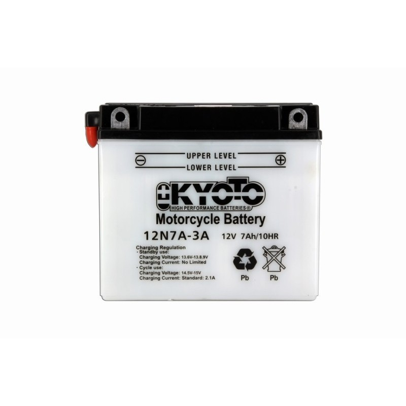 Battery KYOTO type 12N7A-3A