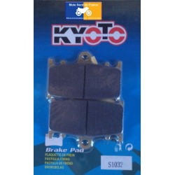 Set of pads Kyoto type S1032