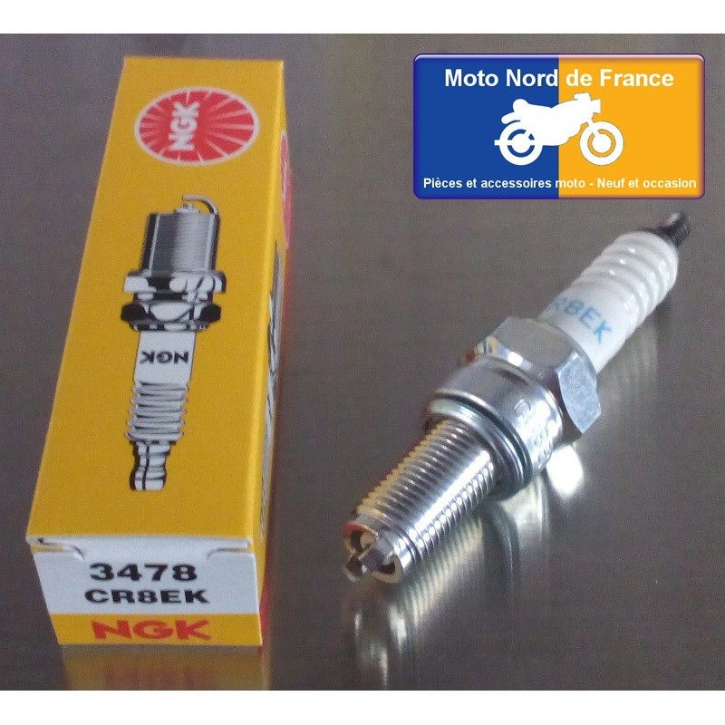 Spark plug NGK type CR8EK