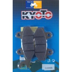 Set of front pads Kyoto for Kymco 50 Like 2T/4T 2010-2018