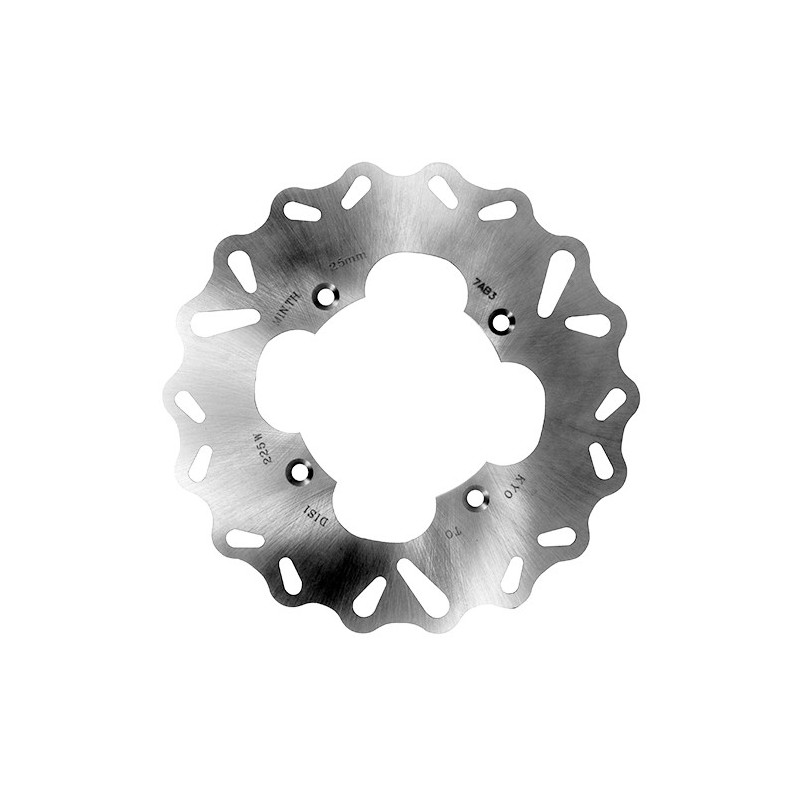 Brake disc type DIS1225W
