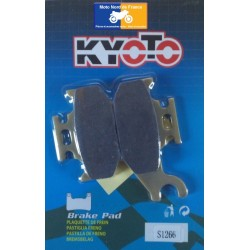 Set of rear pads Kyoto for Yamaha YFM 400 G Grizzly 2007