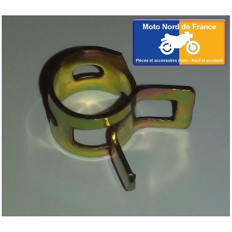 Hose clamp for exterior diameter 7 to 8 mm