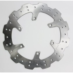 Front wave brake disc for Yamaha 600 XTE 1995-2003