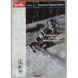 Cahier stage technique Aprilia Caponord / RSV1000R / Ditech 50 - ref.00178