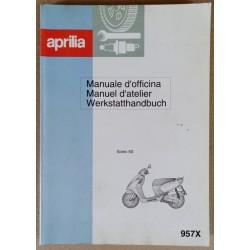 Manuel atelier Aprilia 50 Sonic - ref.00179