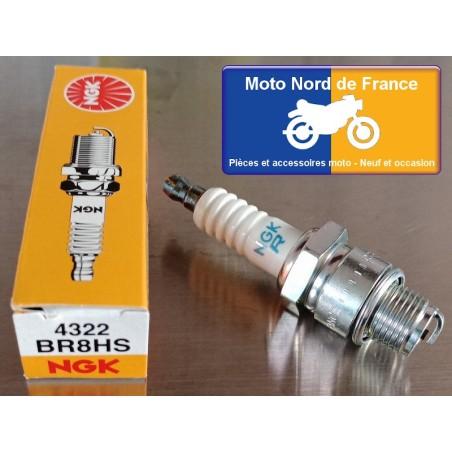 Spark plug NGK type BR8HS