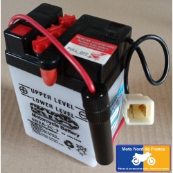 Battery KYOTO type 6N2A-2C-3