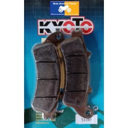 Set of front pads Kyoto for Honda FJS 600 Silverwing /ABS 2001-2011