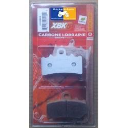 Set of front brake pads for KTM 390 Duke 2013-2019
