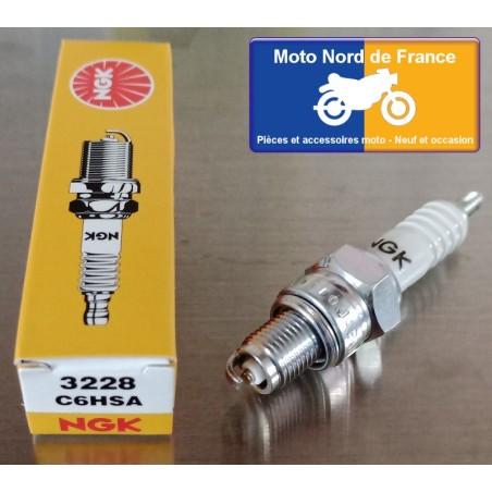 Spark plug NGK type C6HSA