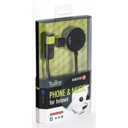 Handsfree kit Twiins Handsfree 1.0 mono