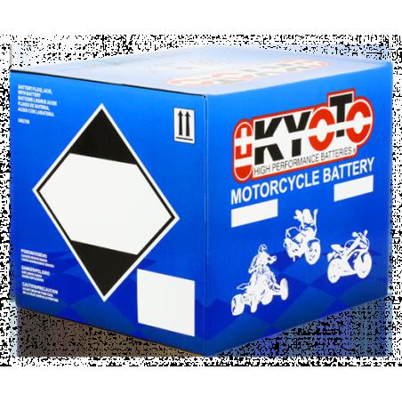 Batterie KYOTO type 6N4A-4D (avec acide)