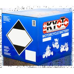 Batterie KYOTO type 6N4C-1B (avec acide)