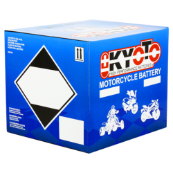 Battery KYOTO type 6N6-1D-2