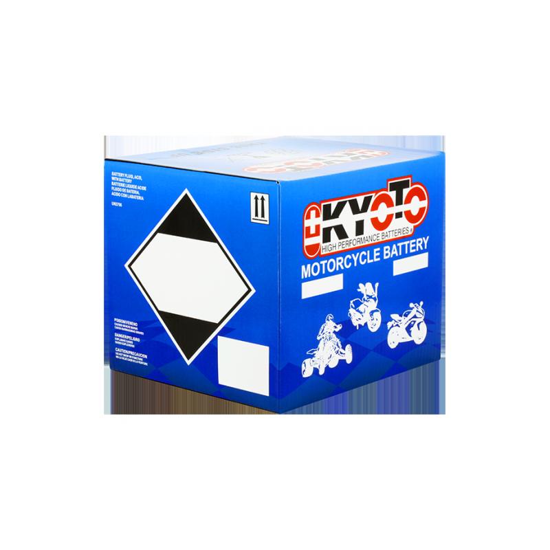 Batterie KYOTO type 6N6-1D-2 (avec acide)