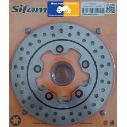 Rear round brake disc for Suzuki GSXR 1000 /ABS 2001-2019
