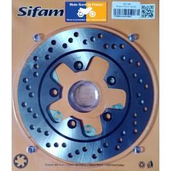 Rear round brake disc for Kawasaki J300 /ABS 2014-2019