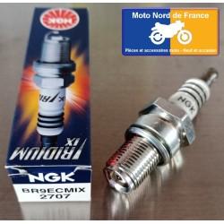 Spark plug NGK iridium type BR9ECMIX