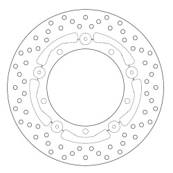 Front brake disc Ferodo for Yamaha XP 500 T-Max /ABS 2004-2007