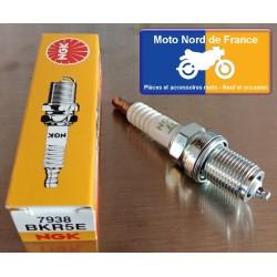 2 Bougies NGK type BKR5E pour Voxan 1000 Street Scrambler 2003-2010