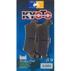 Set of front pads Kyoto for Husaberg FE 650 E 2001-2007