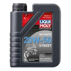 Huile moteur 4 temps HD 20W50 HD 1 litre