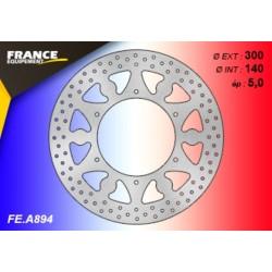 Disque de frein avant rond F.E. - Aprilia ETV 1000 Caponord 2001-2006