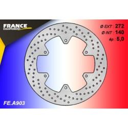 Disque de frein arrière rond F.E. - Aprilia ETV 1000 Caponord 2001-2006