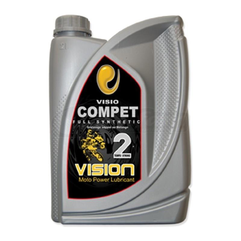 Motor oil 2 stroke full synthetic 2 Liters