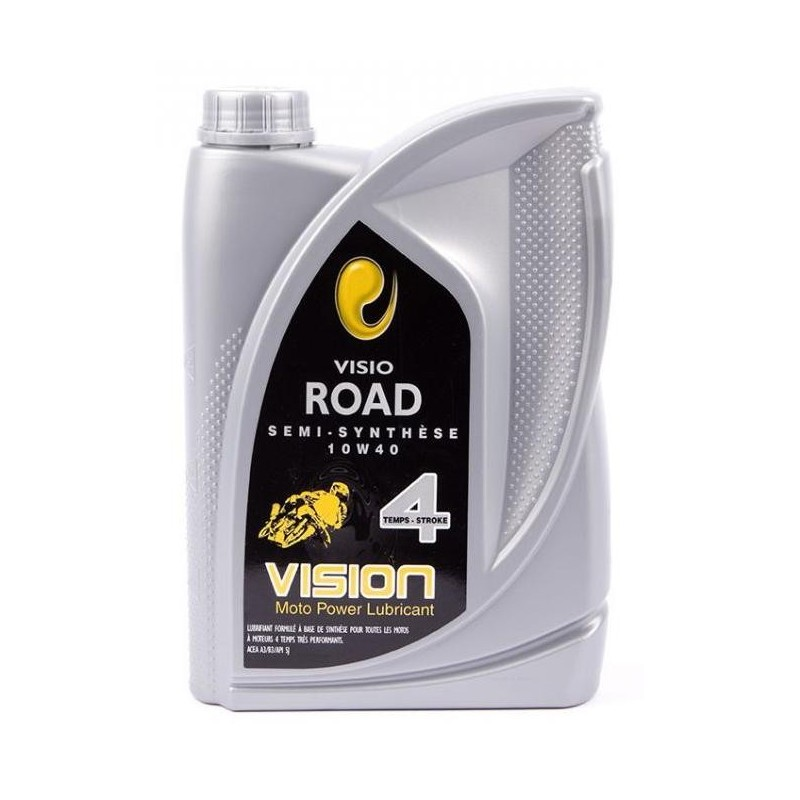 Motor oil 4 stroke semi-synthetic 10w40 1 Liter