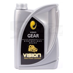Gearbox / bridge oil 80w90 synthetic 2 Liters